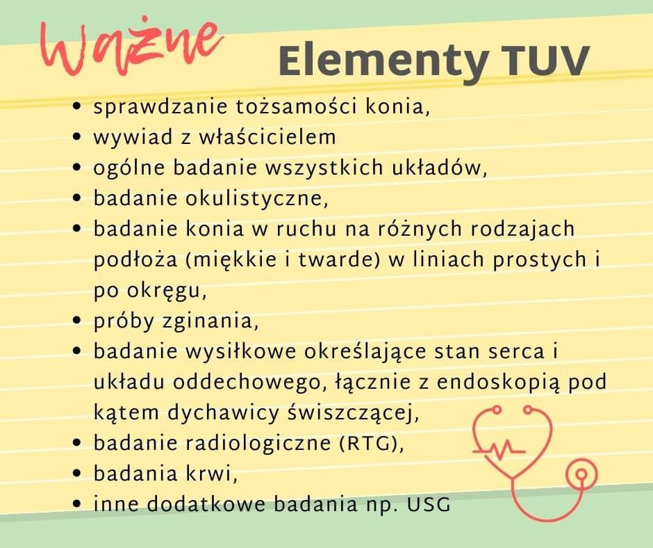 elementy TUV